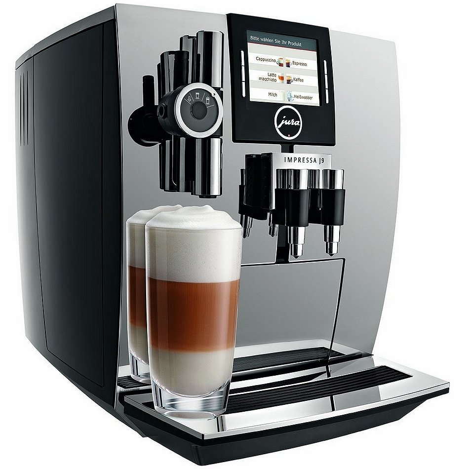 jura impressa xj9 pro kaffeevollautomat im test. Black Bedroom Furniture Sets. Home Design Ideas