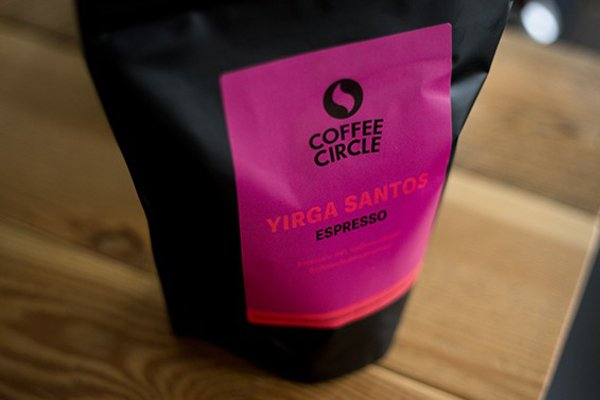 Coffee Circle Bio-Espresso Yirga Santos - Test