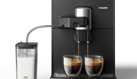 Philips HD8829/01 3000 Serie Kaffeevollautomat im Test